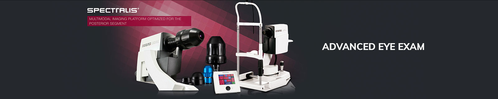 Spectralis OCT the most advanced in the world